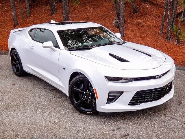 New 2018 Chevrolet Camaro SS 2D Coupe in Aiken H21071  Master