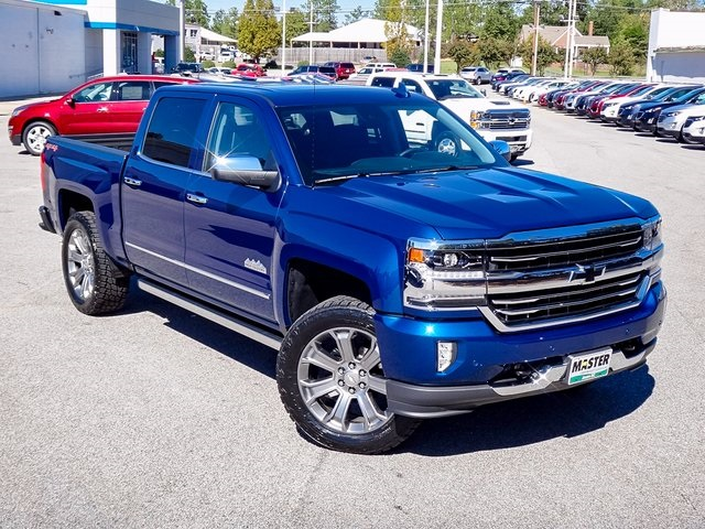 new 2017 chevrolet silverado 1500 high country 4d crew cab in aiken k08508 master chevrolet. Black Bedroom Furniture Sets. Home Design Ideas